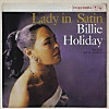 Billie Holiday - Lady in Satin, CD