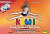 KIWI-Powergymnastik für Kinder, m. 1 Audio-CD u. 1 DVD