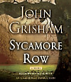 Sycamore Row, Audio-CD