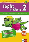 Topfit in Klasse 2, Deutsch/Mathematik/Konzentration